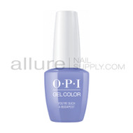 OPI Gel Color - You're Such A BudaPest  - GCE74