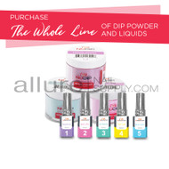 Dip Whole Line - NuRevolution Dip Powders and Liquids