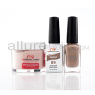 NuRevolution Trio Set - Hazelnut