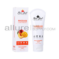 Baresoak Massage Ointment - Peach Mango 3.4 oz