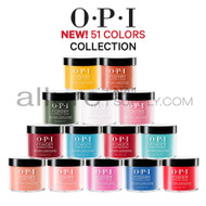 OPI Powder Perfection New 51 Colors - Set