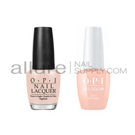 OPI Matching GelColor and Nail Polish - GNT74A - Stop I am Blushing 15mL