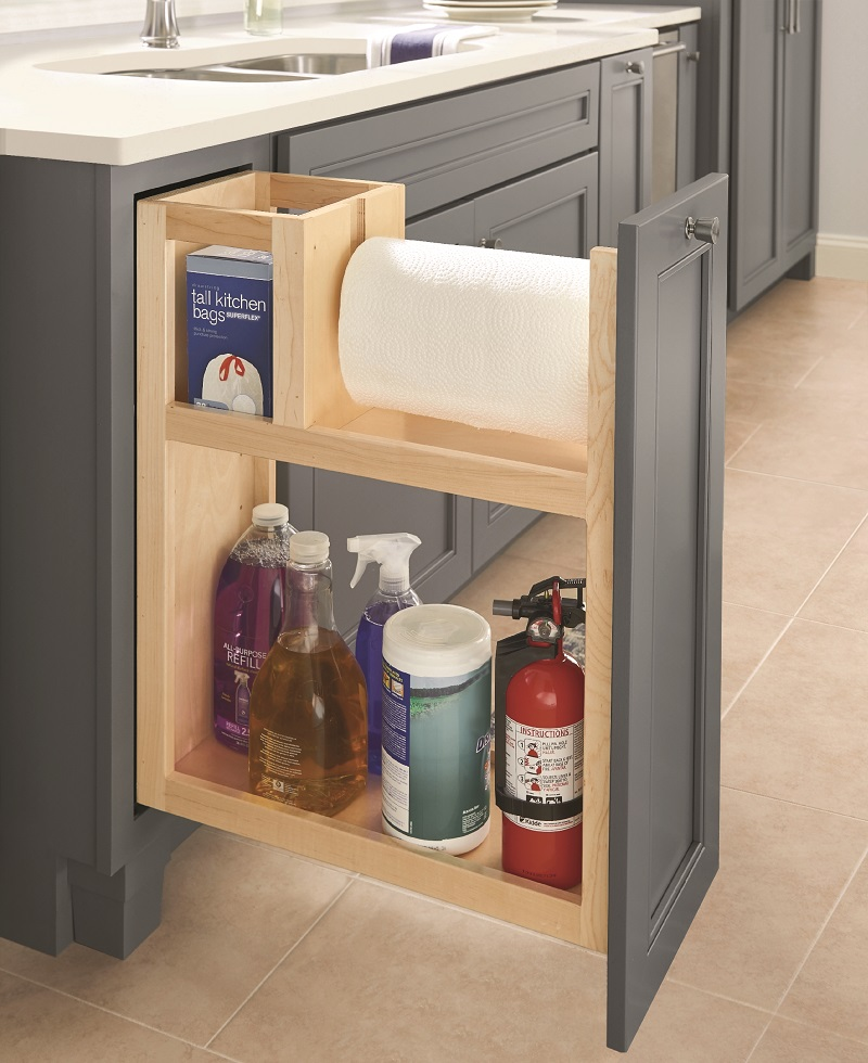 Base Cleaning Storage Cardell Kitchen Cabinet Accessories