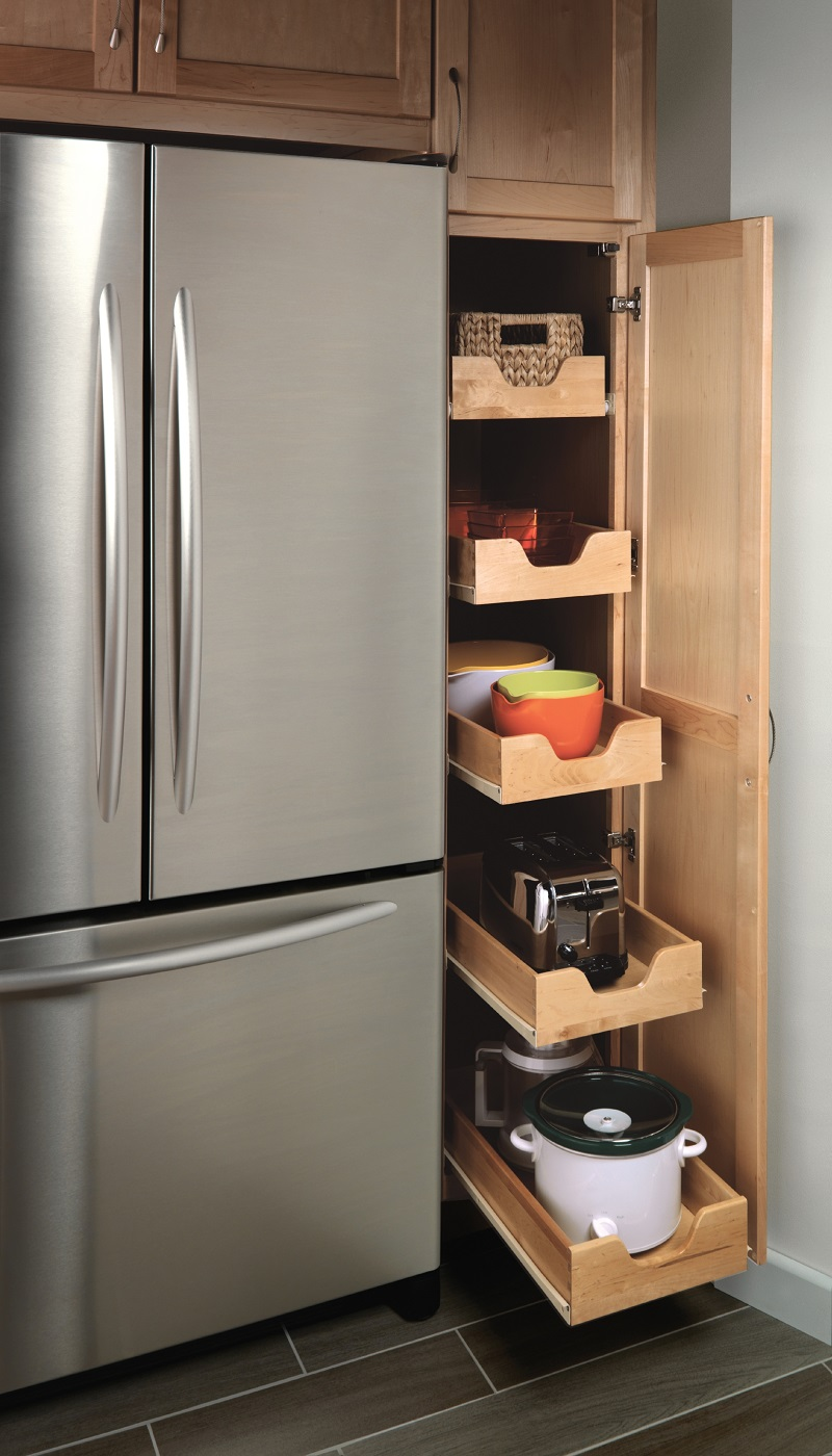 Deluxe Base Deep ... - Cardell Kitchen Cabinet Accessories