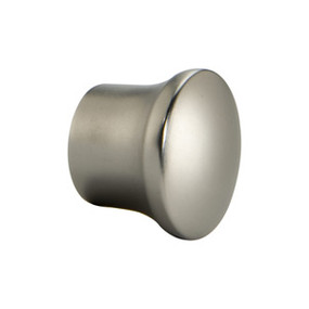 Satin Nickel Knob (Modern)