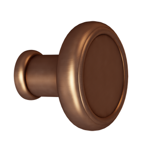 Brushed Bronze Baluster Knob