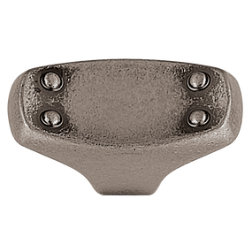 Jericho Knob - Antique Pewter