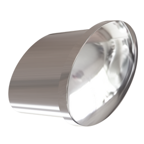 Polished Nickel Tailored Knob