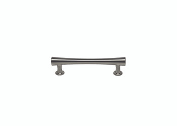 Waterton Pull  - Satin Nickel 4""