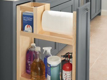 Base Cleaning Storage Cabinet