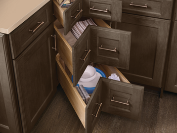 Base Corner Drawer Cabinet