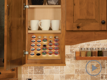 K-Cup Shelf Kit