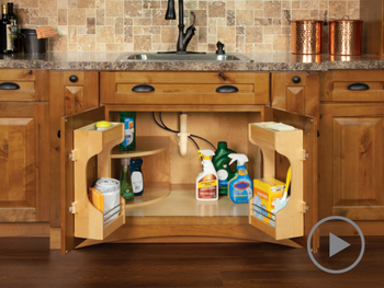 Sink Base Multi-Storage Cabinet
