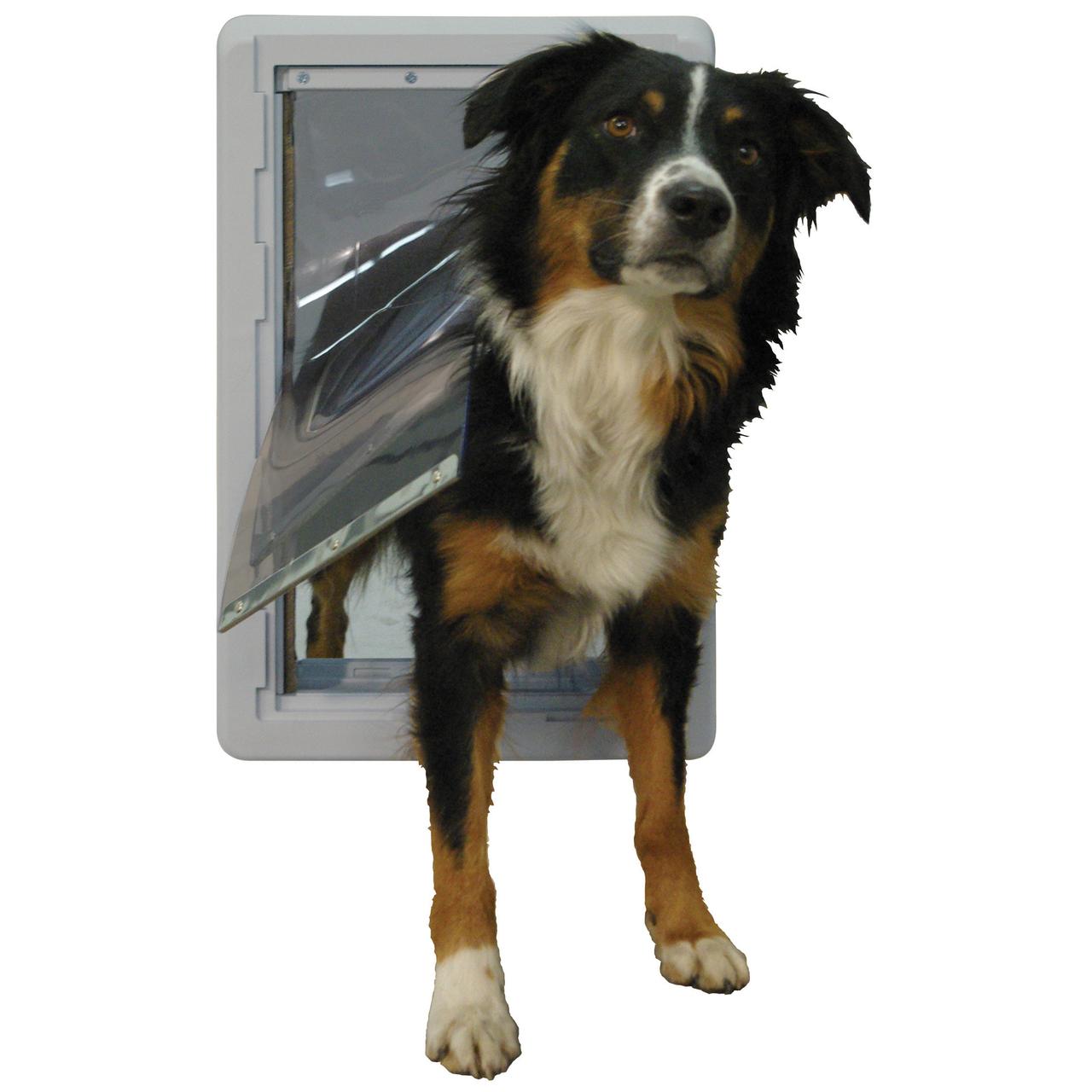 Designer Series Ruff Weather Pet Door Free Shipping Ideal Pet