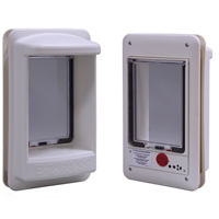 E-Z Pass Electronic Pet Door