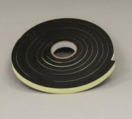 """For Aluminum Pet Patio Doors/Self Adhesive Foam/96"""" Foam Bumper Seal"""