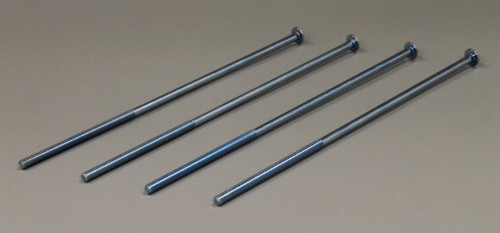 """For Ruff Weather Frame/Chrome Steel/9-1/2"""" Wall Kit Screws 4 Each"""