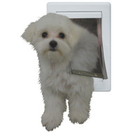 Designer Series Plastic Pet Door– FREE SHIPPING! (Continental U.S. Only)