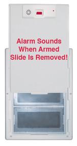 Alarm Alert Slide (Fits Ideal Pet Draft-Stopper, UltraFlex and AirSeal XL)