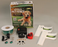 HOT BUY-WHILE SUPPLIES LAST!!!  FORCEFIELD Outdoor Pet Fence – FREE SHIPPING! (Continental U.S. Only)