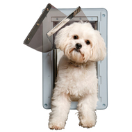 Designer Series Ruff-Weather™ Pet Door– FREE SHIPPING! (Continental U.S. Only)