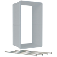 Wall Kit For Designer Series Ruff Weather™ Pet Doors– FREE SHIPPING! (Continental U.S. Only)