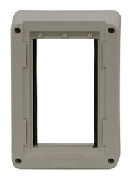 Designer Series  Ruff Weather-Replacement Inside Frame