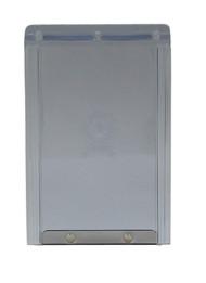Designer Series Plastic Door Vinyl Replacement Flap