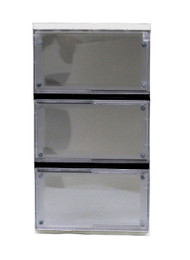 Premium Draft Stopper 3-Part Replacement Flap - Tinted