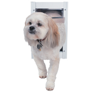 Perfect Pet by Ideal Deluxe Aluminum Pet Door™ – FREE SHIPPING!