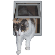 Perfect Pet by Ideal Screen Fit™ Pet Door – FREE SHIPPING! (Continental U.S. Only)