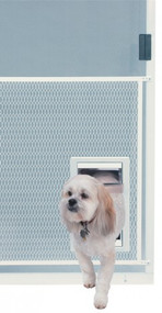 Ideal Pet Screen Guard Pet Door– FREE SHIPPING! (Continental U.S. Only)