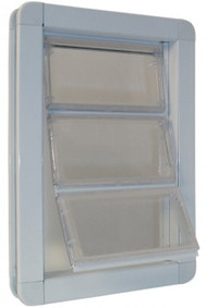 Perfect Pet by Ideal Premium Draft-Stopper™ Pet Door – FREE SHIPPING! (Continental U.S. Only)