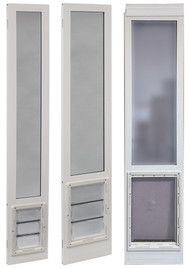 """""""Shorty"""" Vinyl Pet Patio Door Medium and Extra Large– FREE SHIPPING! (Continental U.S. Only)"""