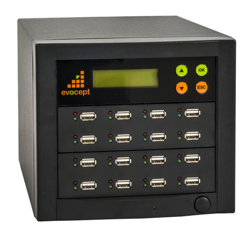 evocept ECF715U CopyFlash USB 15 Target