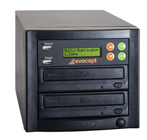 evocept ECU2401 CopyBlast Ultimate DVD 1 Drive