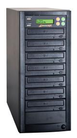evocept ECU2407P CopyBlast Ultimate DVD 7 Drive