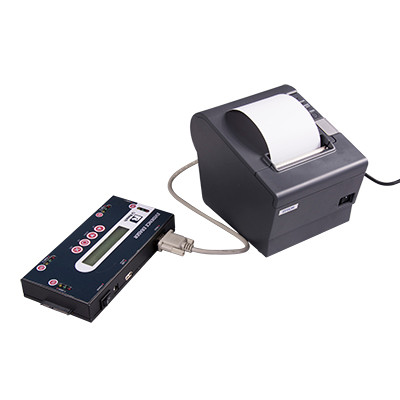 U-Reach URTP400G HDD/SDD Eraser 3 Target 7.2G with Printer