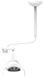 ADS Whale LED Ceiling Mount Dental Light, A0601601, A0601602, A0601603