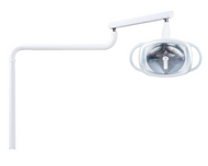 "ADS Amber LED Post Mount (30"") Dental Light, A0602630"