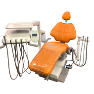 A-dec 511 Refurbished Dental Chair Package w/ A-dec 532 Radius Delivery & Assistant's Arm