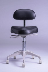 TPC Advance Hygienist Stool with Triple Lever Adjustment, HY-5107
