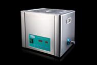 BrandMax 3.43 Gallon Countertop Ultrasonic Cleaner, U-13LH