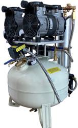 Sierra Dental Eagle Oil-Less Air Compressor (115 V), EGL-T-6