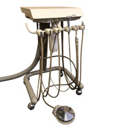 A-dec Refurbished 2561 Doctor Duo Cart