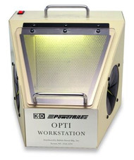 Buffalo Opti™ Workstation without Suction, with Light, 36570, 36575