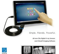 SOTA Imaging Clio #1 and #2 Combo Digital X-Ray System, A40024