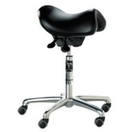 Hager Worldwide Bambach Classic Ergonomic Saddle Stool