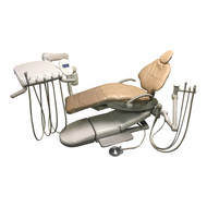 Adec Refurbished 500/511 Dental Chair Package w/ Adec Radius Delivery & Assistant's Arm