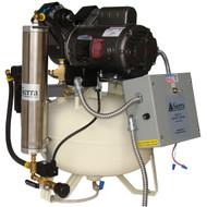Sierra Dental Eagle Oil-less Direct Drive Air Compressor, EGL-6VX/1HP